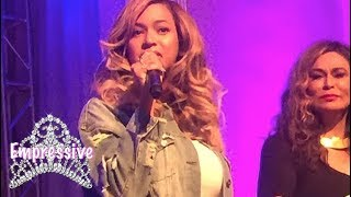 Beyonce hosts charity event at church in Houston, TX for Hurricane Harvey victims