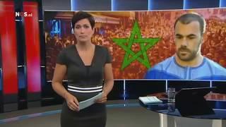NOS journaal - achtergebleven marokkanen Rifgebergte protesteren