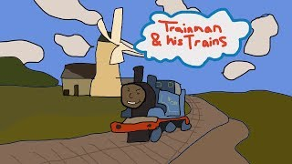 Homemade Intros: Thomas and Friends