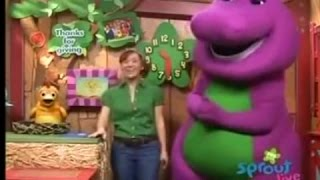 The Sunny Side Up Show: Barney Appearance - November 22, 2011