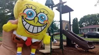 PS1131 Movie: Spongebob and Patrick go to the park