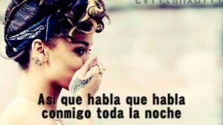 Talk That Talk -Rihanna ft. Jay Z (Traducida al Español)