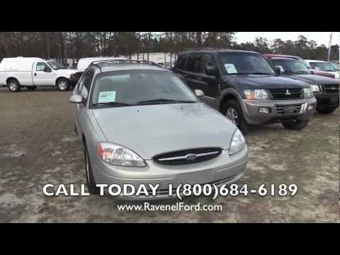 2003 FORD TAURUS SE WAGON Review * Charleston Car Videos * For Sale @ Ravenel Ford