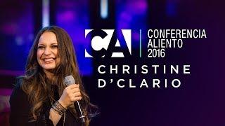 Conferencia Aliento 2016 Session - Christine D'Clario