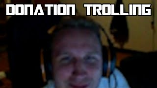 Donation Trolling FNATIC OLOFMEISTER! (CS GO Funny Moments)