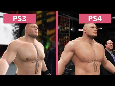 Xxx Mp4 WWE 2K17 – PS3 Vs PS4 Graphics Comparison 3gp Sex