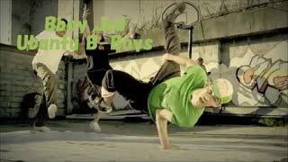 Bboy Jed Trailer 2016 (South Africa/Ubuntu B-Boys)