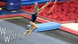 Whitney in the Gym | Vault