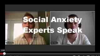Social Anxiety & Shyness Experts Speak - Sean Cooper & David Hamilton