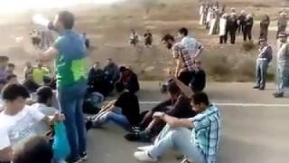 Roads Blocked as Rif Protests Persist in Morocco