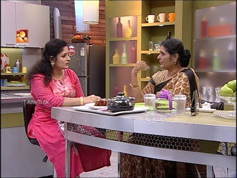 "Annies Kitchen With Famous Film Actress  ""Vidhubala ""   Chicken Vindaloo  "