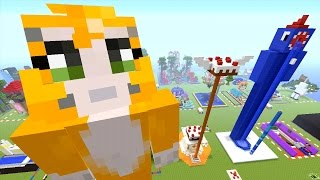 Minecraft: Xbox - The Final Building Time