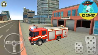 NY City FireFighter 2018 | Real Simulator FireFighter Android GamePlay FHD