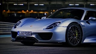 The Awesome Porsche 918 | Top Gear | Series 21 | BBC