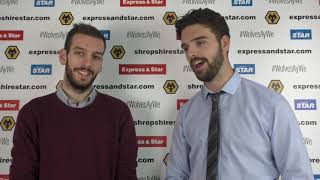 Wolves video: Diogo Jota a man in form