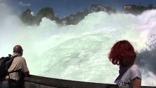 Cascadele Rinului Elvetia