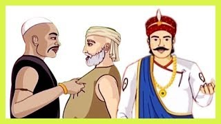 Akbar Birbal Moral Stories in Hindi | Animated Kids Moral Stories | Positive Moral Values