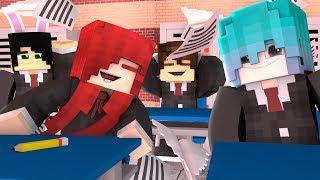 ME DUERMO EN CLASE Y... !!! | SCHOOL LIFE Cap. 26 Temp.2 ( Minecraft Roleplay )