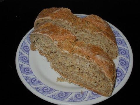 Pan integral casero de centeno buenísimo y fácil. Como preparar la masa