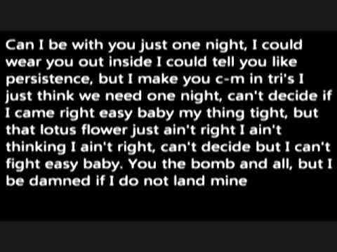 Xxx Mp4 WaleLotus Flower Bomb Lyrics Feat Miguel 3gp Sex