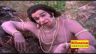 Malayalam Full Movie | Bhaktha Hanuman | Devotional Movie | Balan K Nair & Jose Prakah