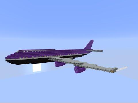 Как сделать работающий самолет в Minecraft без модов! - youtube,youtuber,utube,youtub,youtubr,youtube music,unblock youtube,yout