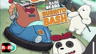 Burrito Bash - We Bare Bears (By Cartoon Network) - The Forest - iOS / Android Gameplay