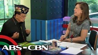 Headstart: FVR urges Duterte: Act like a president all the time