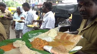 Pongal Rice with Free Vada @ 25 rs & Big Size Plain Dosa @ 35 rs | Breakfast Chennai Triplicane