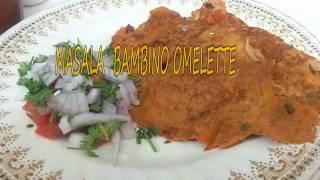 Masala Bambino Omelette