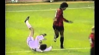 European Cup 1988-89: Real Madrid x Milan