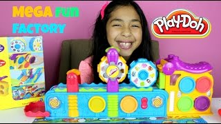 Tuesday Play Doh MEGA FUN FACTORY REVIEW AND PLAY |B2cuteCupcakes