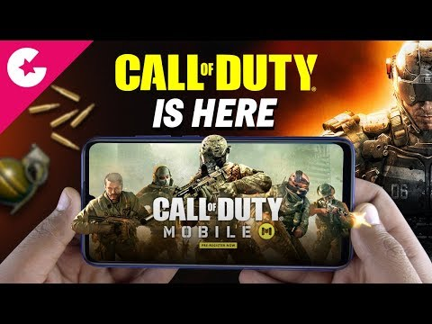Xxx Mp4 CALL OF DUTY Mobile Is Finally HERE Gameplay How To Download 3gp Sex