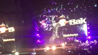 Guns n Roses - November Rain Mexico City 2016