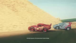 CARS | The Die-cast Series – Episode 5 – Takes on the Sandpit | Official Disney UK
