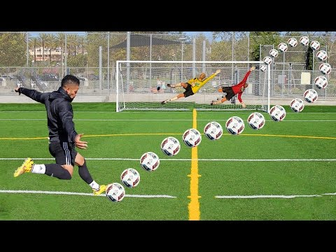 F2 VS 2 PRO KEEPERS!!!!!