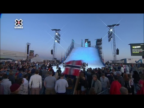 Xxx Mp4 WATCH LIVE Men's And Women's Ski And Snowboard Big Air Finals At X Games Norway 2018 3gp Sex