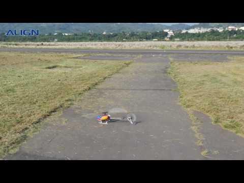 TREX 470LP test flight