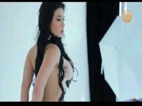 Diosa Canales Making Off Revista Exclusiva 2012