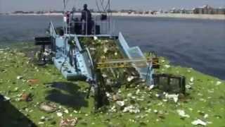 Cleantec Infra : Trash Skimmer for Ahmedabad Municipal Corporation