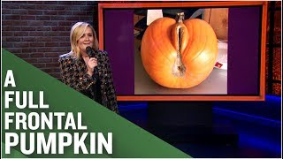 Too Much Pumpkin Spice | Full Frontal on TBS