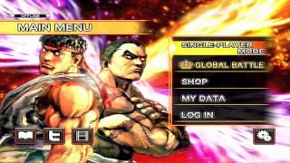 Street Fighter X Tekken Mobile launch trailer