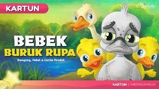 Bebek Buruk Rupa - Kartun Anak Cerita2 Dongeng Anak Bahasa Indonesia - Cerita Untuk Anak Anak