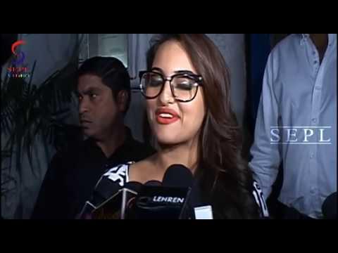 Bollywood H0T Sonakshi Sinha Looks Gorgeous