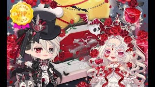 LINE Play - October VIP Vampire 10x Spin (& Other Goodies)