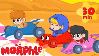 My Red Racecar Morphle and the Fantasy Race! - Kids Animation Video episodes