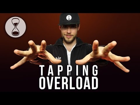 ASMR TAPPING OVERLOAD | Intense 3D Tapping, Tingly Materials & Male Whispering