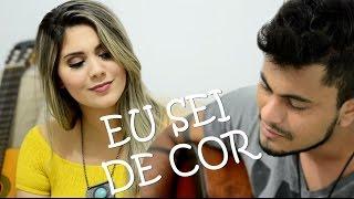 Marília Mendonça - Eu Sei De Cor (cover Dam e Nay)