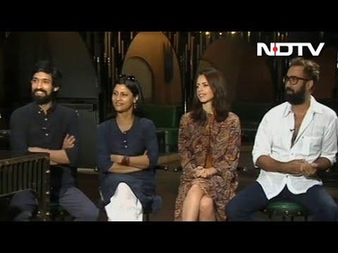 Konkona Sen Sharma Talks About Her Directorial Debut - A Death In The Gunj