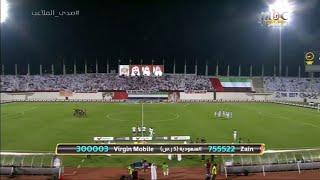العين يفوز على الوحدة بهدف رائع في دوري الخليج العربي الإماراتي